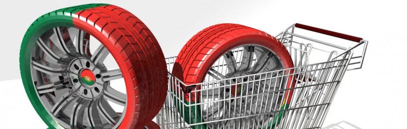 Reifenhersteller Continental: 100 Millionen Euro für Reifen aus Portugal