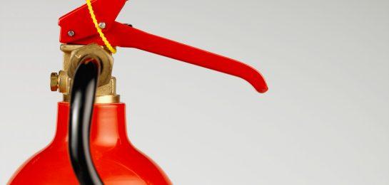 Feuerlöscher Prüfung nach Betriebssicherheitsverordnung
