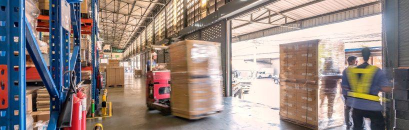 Wie die Logistikimmobilien boomen, zeigt sich an den Großprojekten in Düsseldorf und Groß-Gerau.