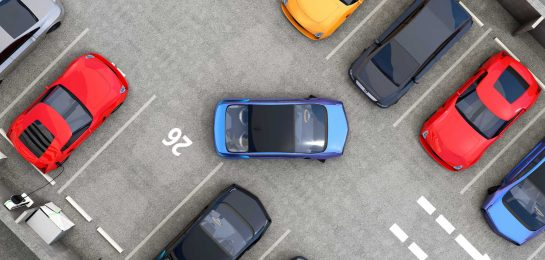 Parkraumüberlassung