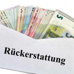 Download: Rückerstattung von Sozialversicherungsbeiträgen