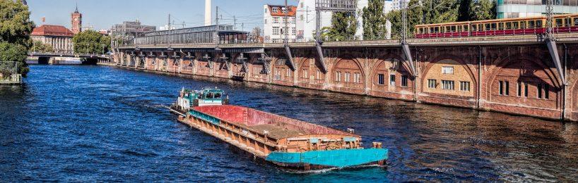 Das Jahrhundertniedrigwasser von 2018 hat die Bedeutung unserer Wasserstraßen als Transportmittel deutlich gemacht.