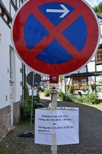 gemeinnütziger Verein Verkehrszeichen