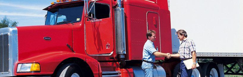 Schriftliche Weisungen LKW mit Gefahrgut