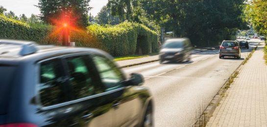 Geschwindigkeitsmessung Private