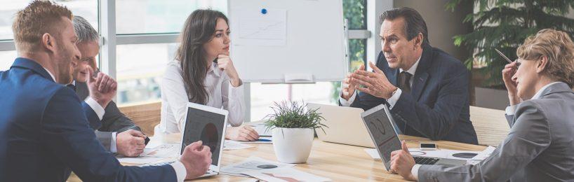 Der Betriebsrat im Monatsgespräch mit dem Arbeitgeber