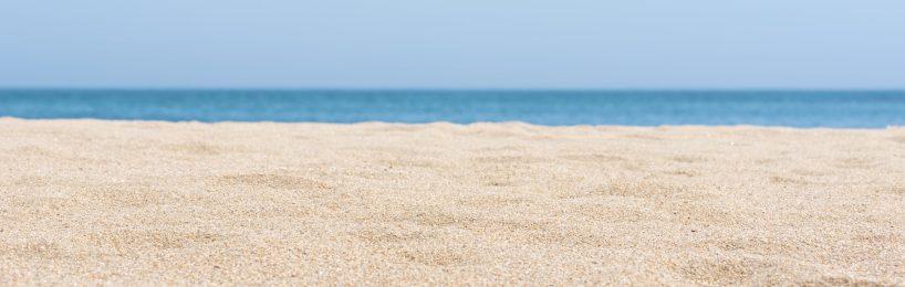 Sand wird wie andere Rohstoffe knapper. Daher wird zunehmend am Recycling von Rohstoffen geforscht.