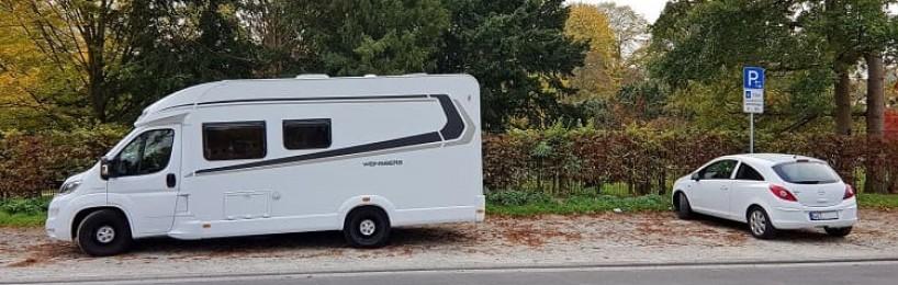 Wohnmobile Wohnwagen Dauerparker