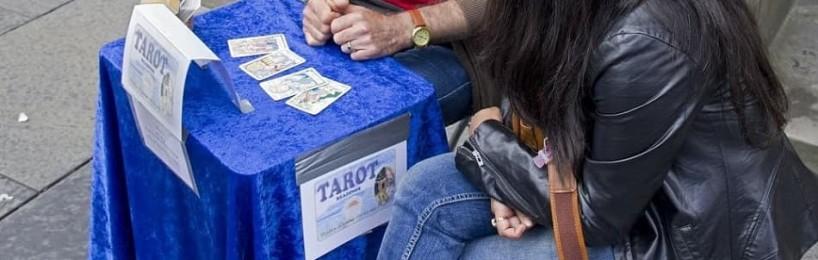 Tarotkartenlegen Sondernutzungserlaubnis