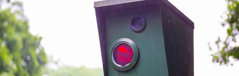 Verkehrszeichenerkennung Blitzer