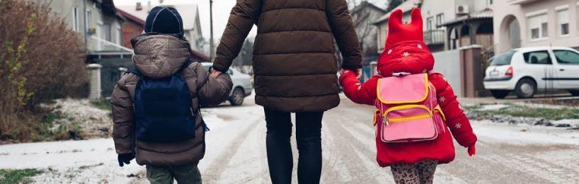 Streupflicht Schulweg
