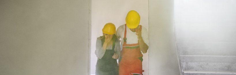 Flucht- und Rettunsgwege auf Baustellen