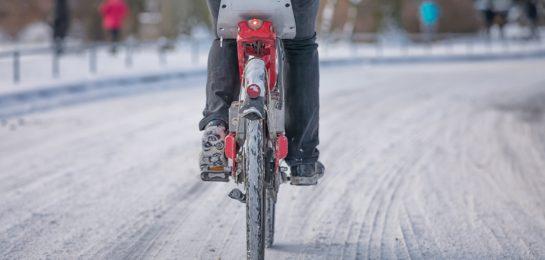 Verkehrssicherheit im Winter