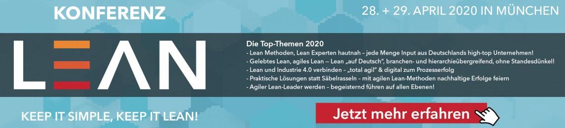LEAN Konferenz 2020