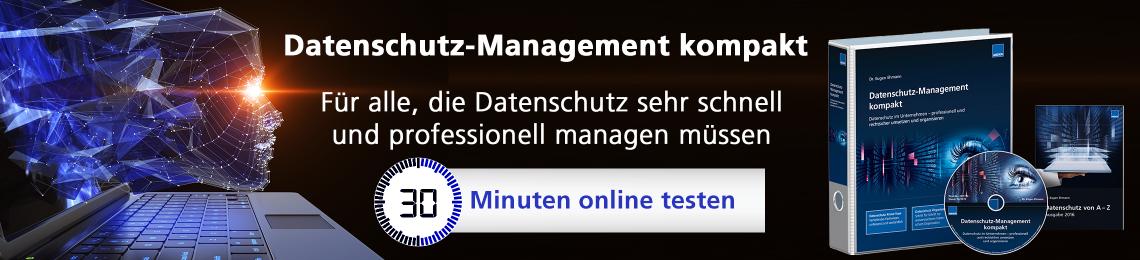 Datenschutz Management kompakt