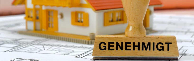 Baugenehmigung: Bauantrag richtig stellen