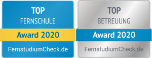 SMA ist TOP-Fernschule 2020
