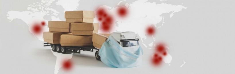 Logistik Corona-Virus