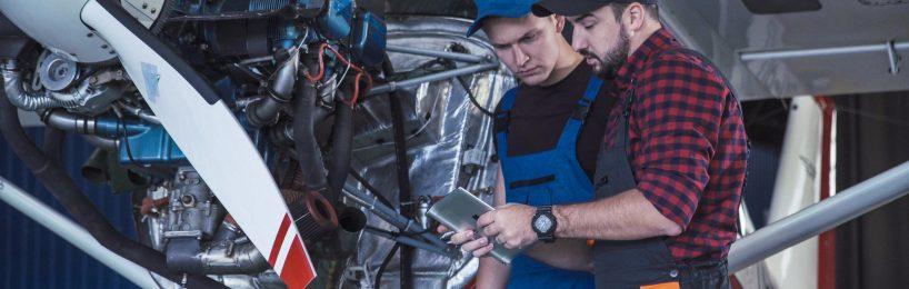 Mobile Instandhaltung mit Tablet