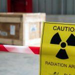 Strahlenschutz Warnung: Bleibt fern