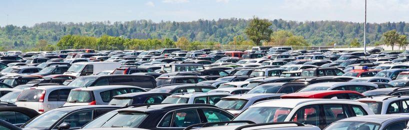 Verkehrsöffentlichkeit Privatparkplatz