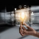 Energie im Zentrum, Funktionen der Energiemagement-Software rings herum