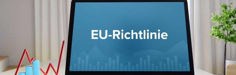 EU-Richtlinie Mehrwertsteuer.