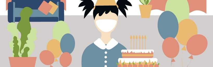 Geburtstagsfeier Corona-Krise
