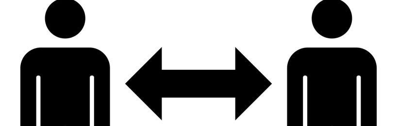 Verstoß gegen Abstandsregeln