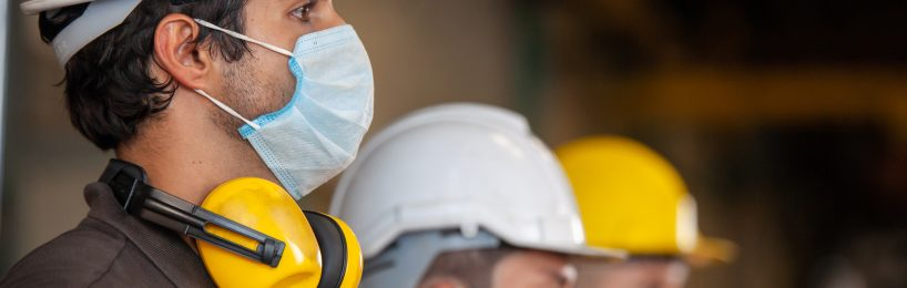 Arbeitsschutzregel SARS-CoV-2