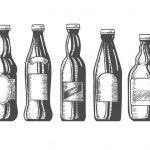 Gaststätte Lärm Flaschenverkauf