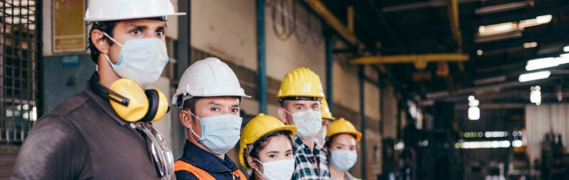 Umfrage zu Corona und Arbeitsschutz