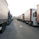 Parkplatznot Lkw