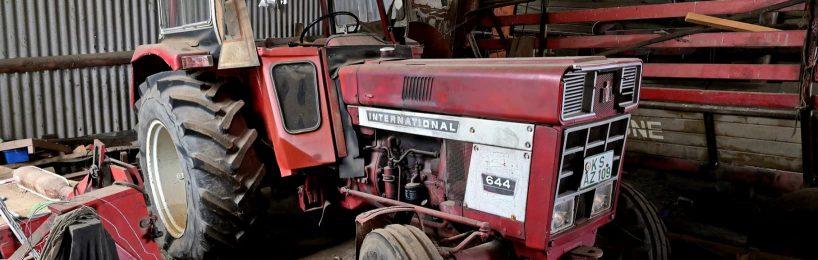 Traktor ohne TÜV