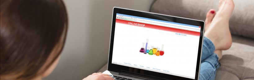 Gefährlicher Onlinehandel mit Gefahrstoffen