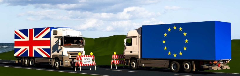 Brexit Lkw-Transport