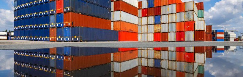 Containerumschlag Duisport