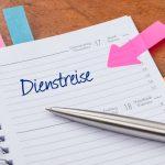 Download: Dienstreiseregelung mit Vergütung