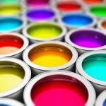 Die Regelungen für Farben wurden in ANhang VIII der CLP-Verordnung geändert.