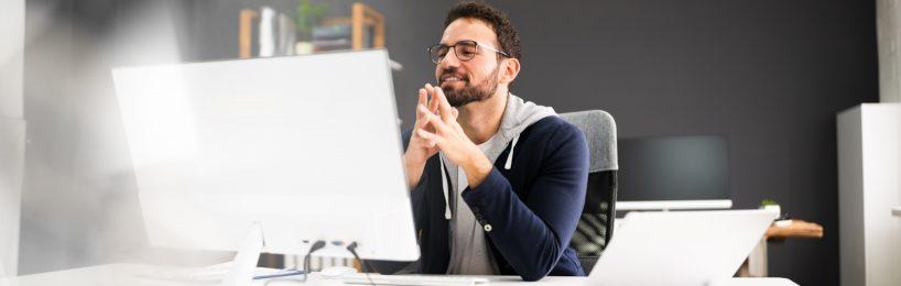 Die jährliche Sicherheitsunterweisung können Sie mithilfe eines E-Learning-Kurses durchführen.