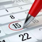 Download: Fristen zum Jahresabschluss
