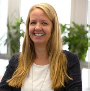 WEKA-Projektleiterin Silke Krick