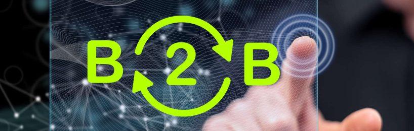 B2B-Handel