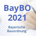 BayBO 2021