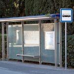 Haltverbot Bushaltestelle Seitenstreifen