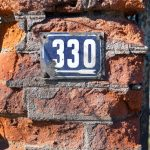 Hausnummernvergabe Thüringen
