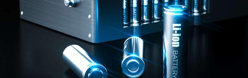 Lithium-Bedarf