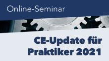 """Online-Seminar am 21.06. """"WEKA CE-Update für Praktiker 2021"""""""