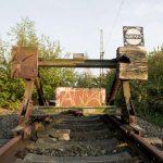 Schiene Transport
