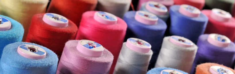 Umsatzeinbruch Textilindustrie